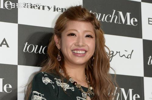 舟山久美子(13年5月撮影)