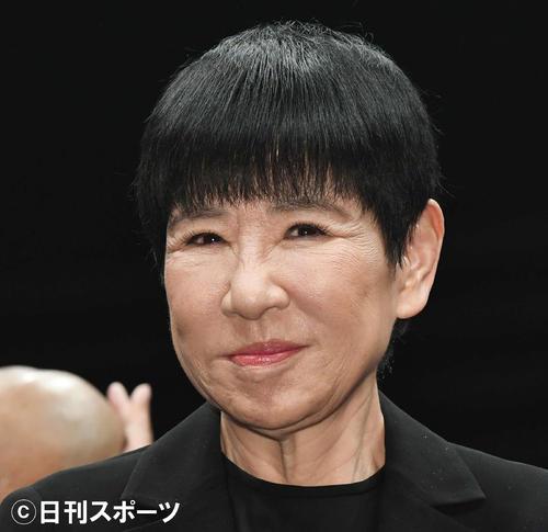 和田アキ子(2019年11月15日撮影)