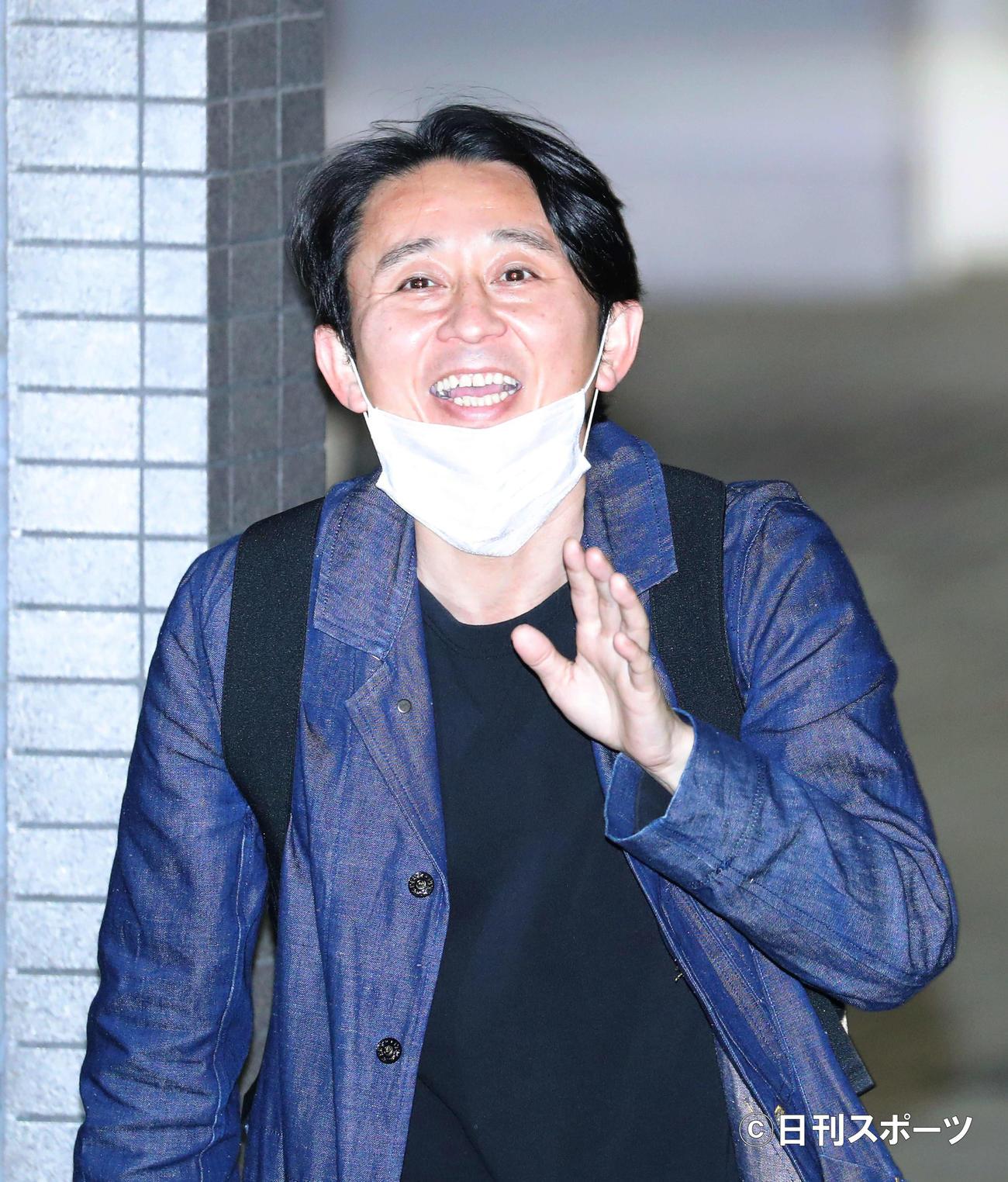 有吉弘行(2021年4月4日撮影)