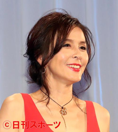 杉本彩(2018年10月13日撮影)