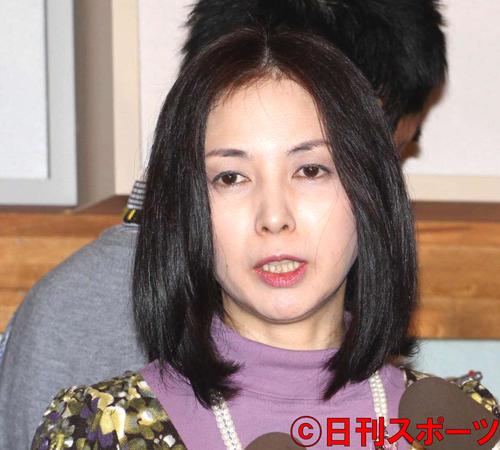 麻木久仁子(2010年12月22日撮影)