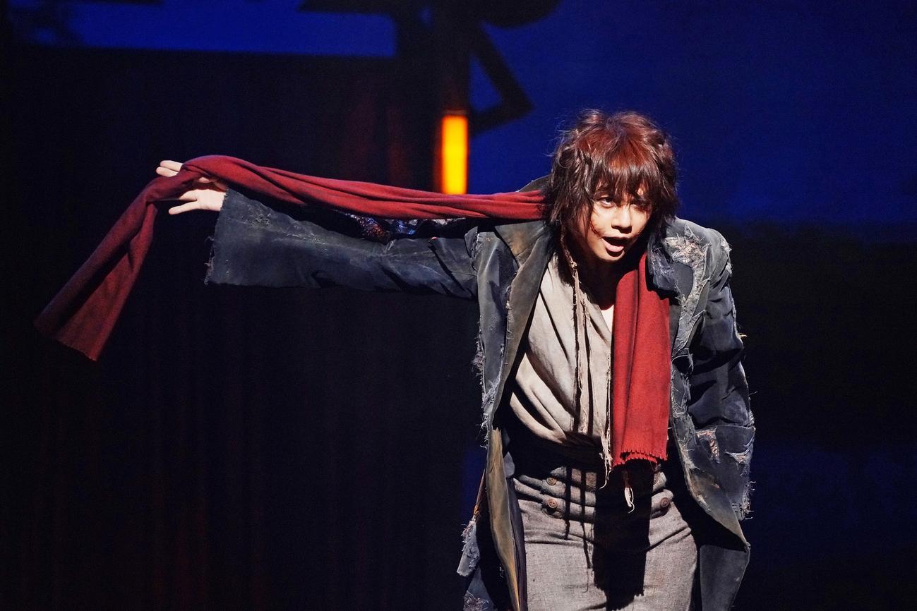 ミュージカル「笑う男 The Eternal Love-永遠の愛-」写真提供東宝演劇部(2019年公演より)