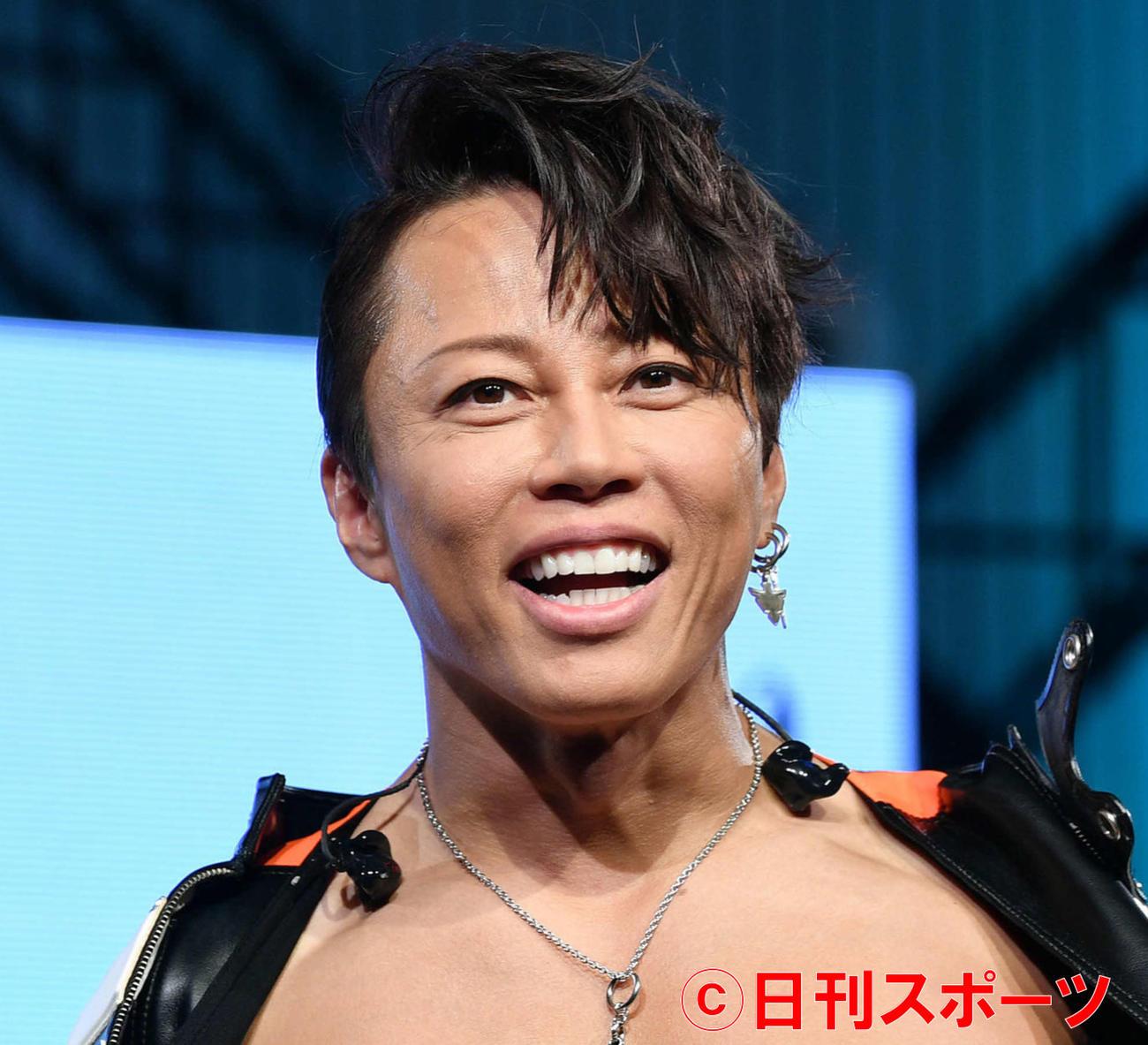 西川貴教(2020年11月21日撮影)