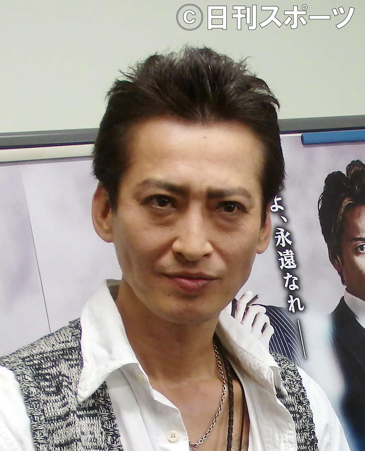大沢樹生(2014年5月25日)