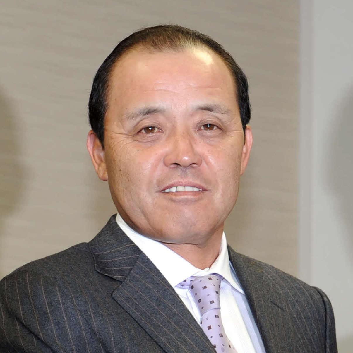 岡田彰布氏(11年撮影)