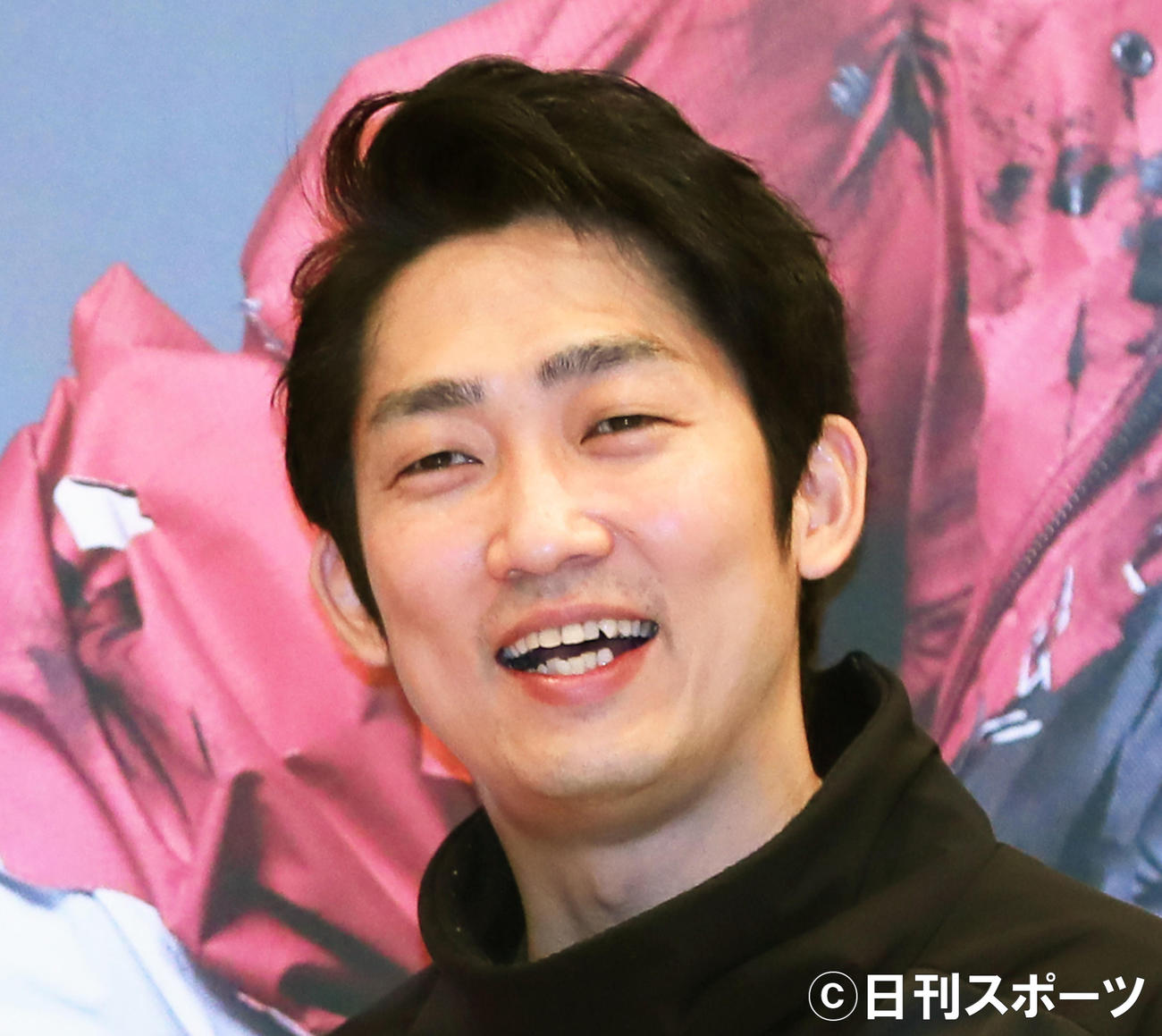 NONSTYLE石田明(2020年1月14日撮影)
