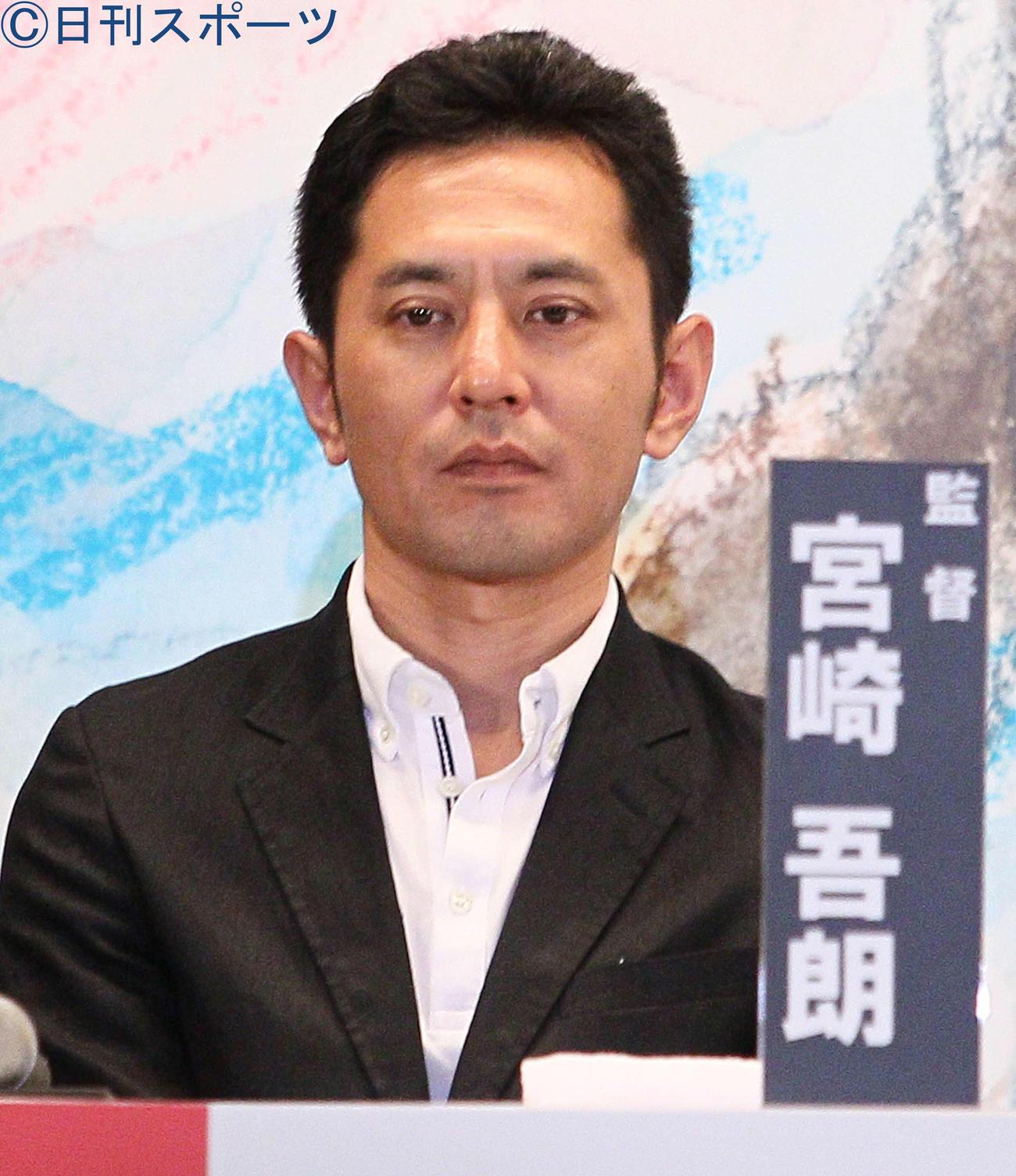 宮崎吾朗監督(2011年7月4日撮影)