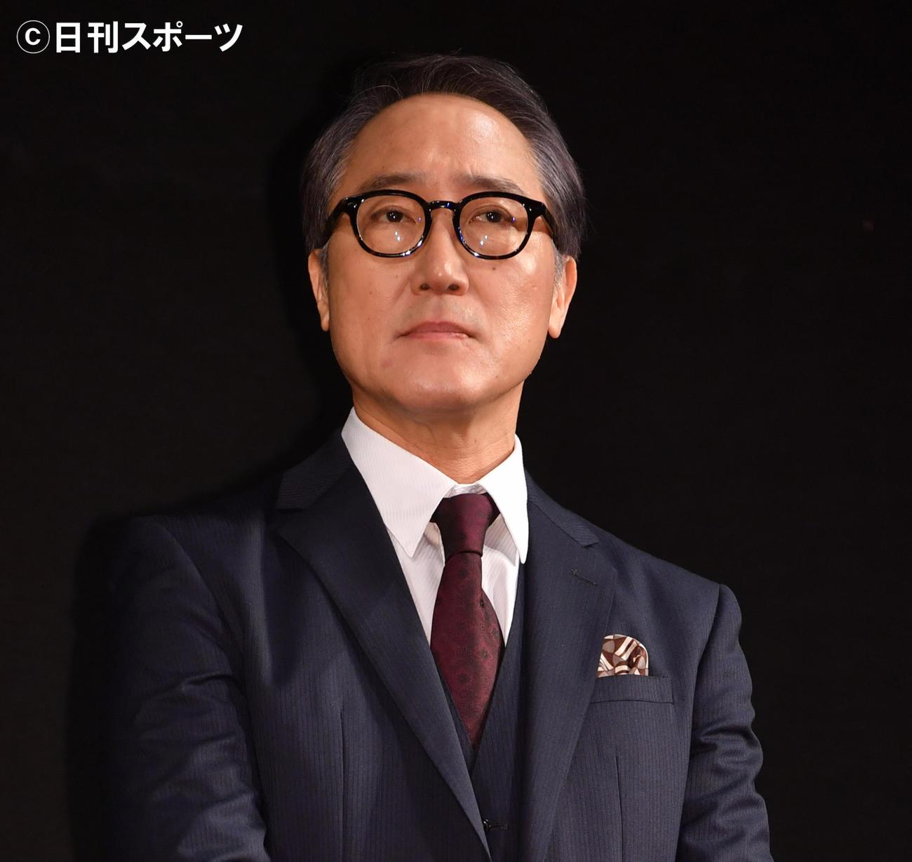 佐野史郎(20年1月撮影)
