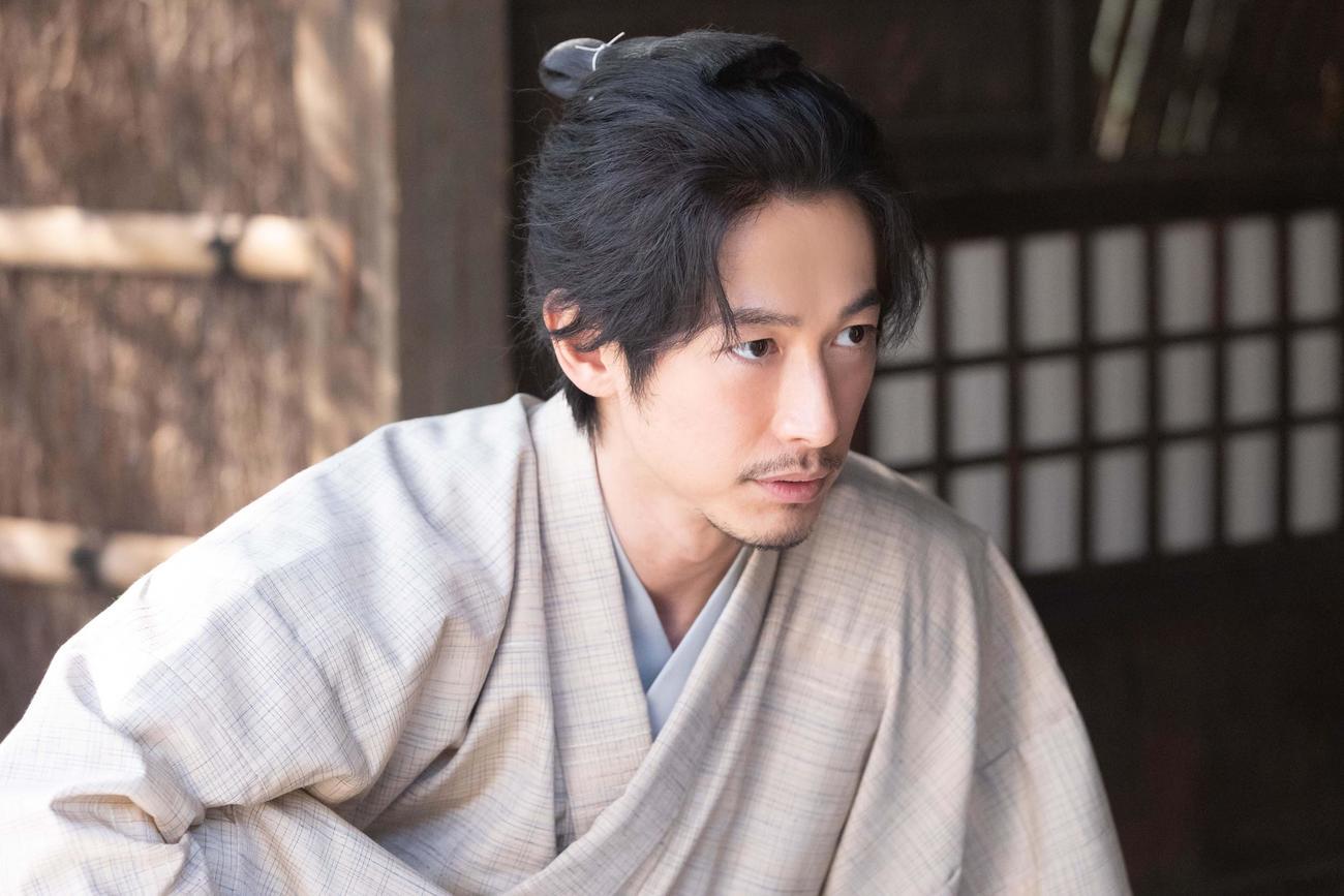 大河ドラマ「青天を衝け」(C)NHK