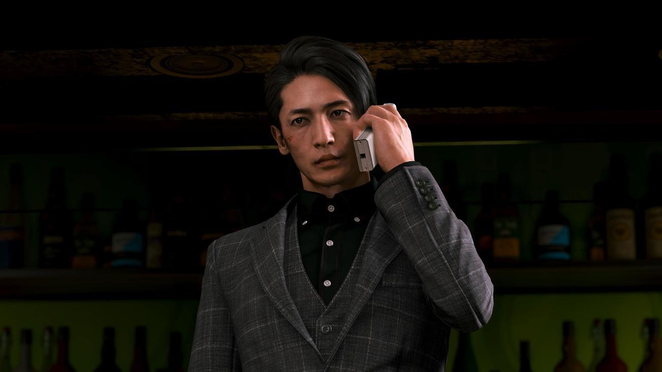 ゲーム「LOST JUDGMENT:裁かれざる記憶」で玉木宏が演じるキャラクター