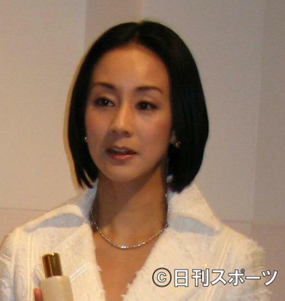 中村江里子(2006年1月25日撮影)