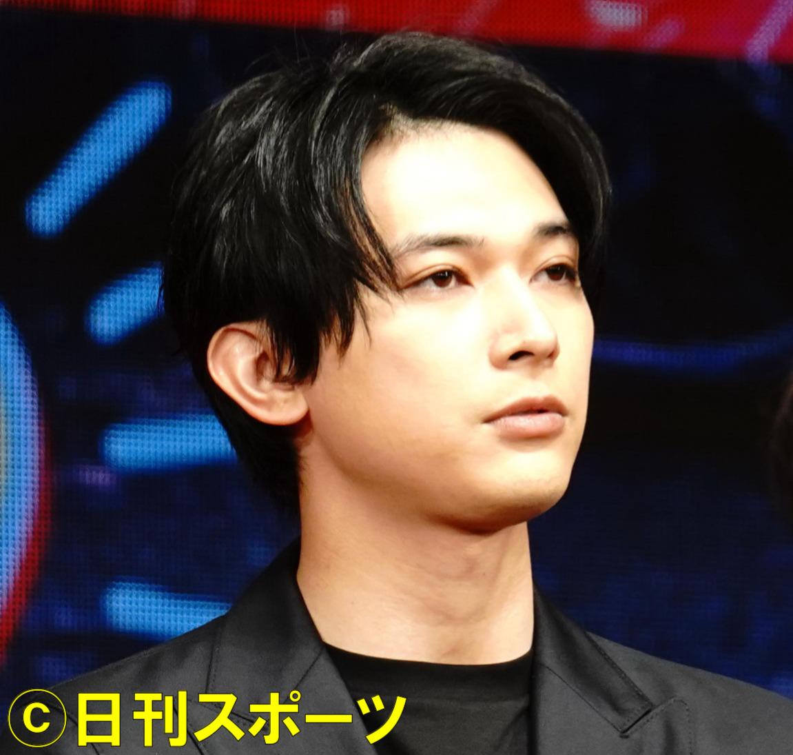 吉沢亮(2021年5月10日撮影)