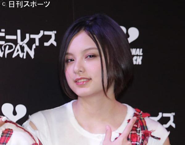 渡邊璃生(2015年2月撮影)