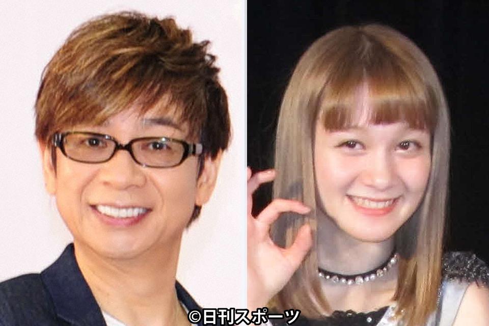 山寺宏一(左)と岡田ロビン翔子