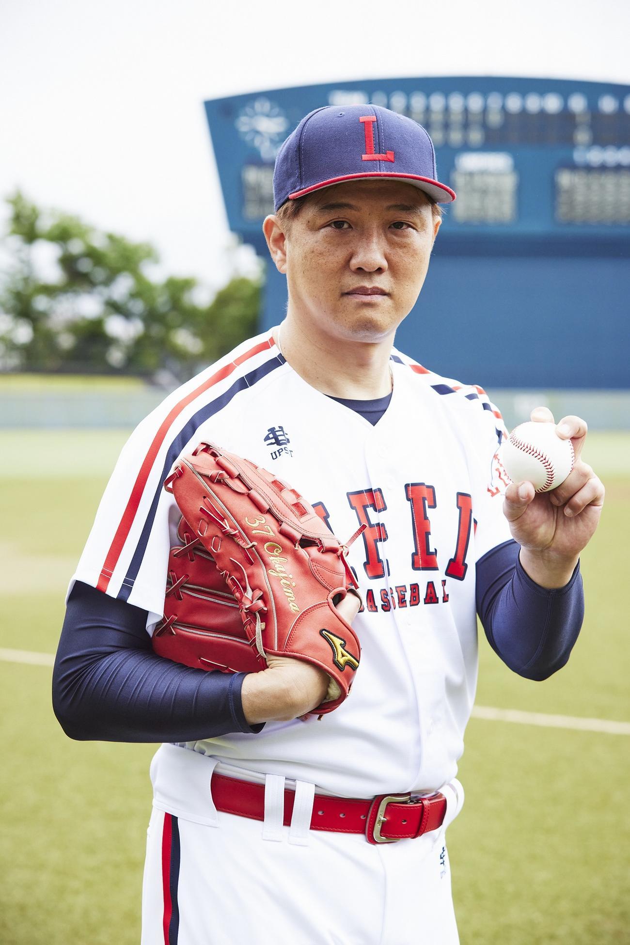 ドラマに出演する岡島秀樹(C)「八月は夜のバッティングセンターで。」製作委員会