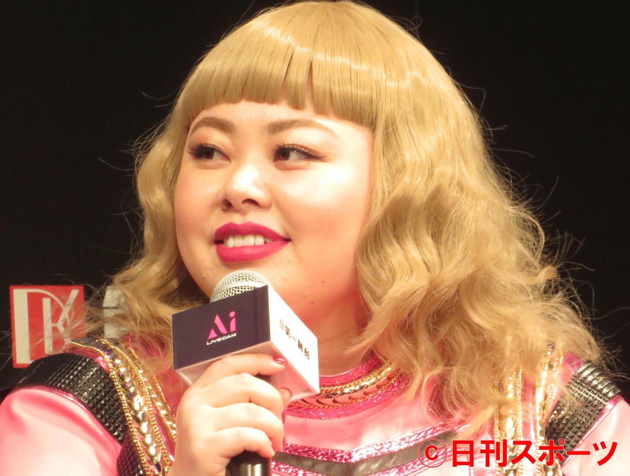 渡辺直美(2019年11月撮影)