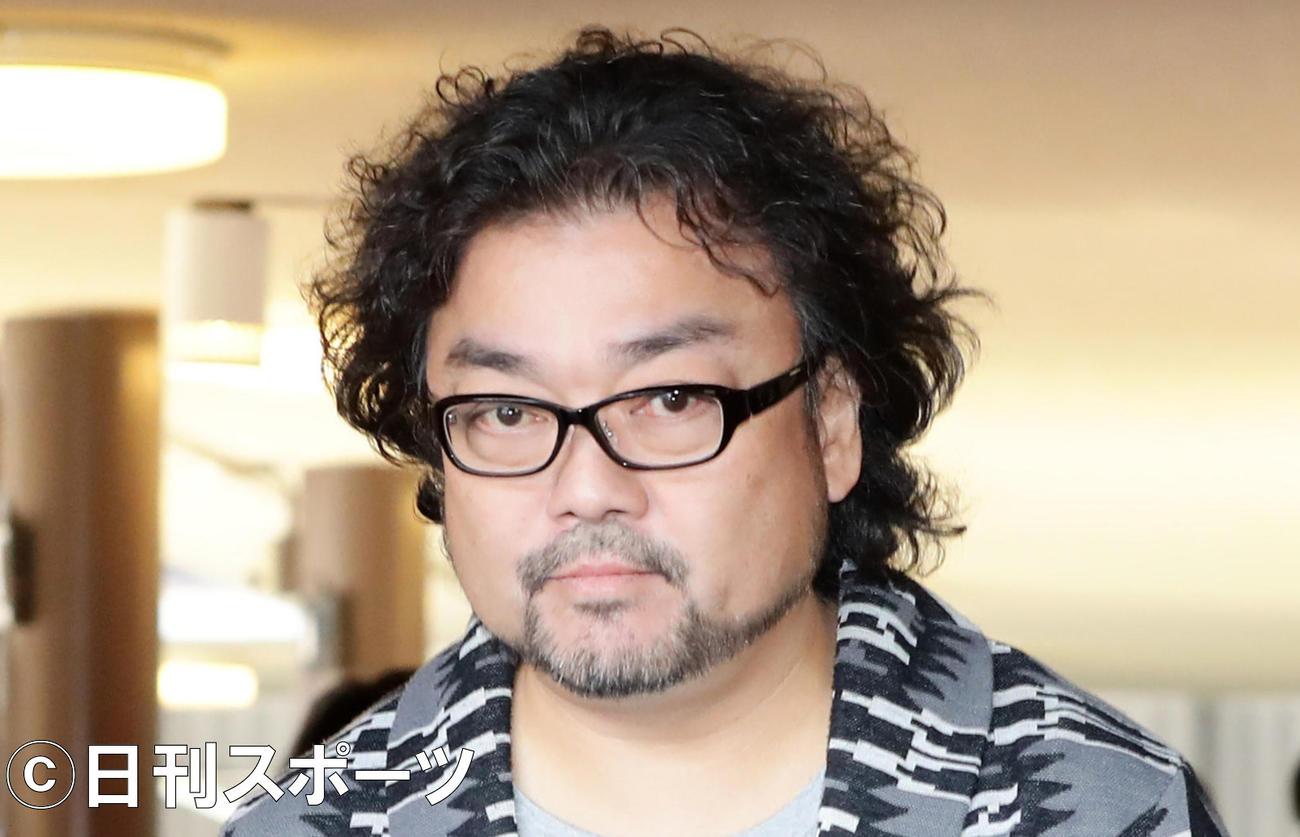 パパイヤ鈴木(2018年11月撮影)