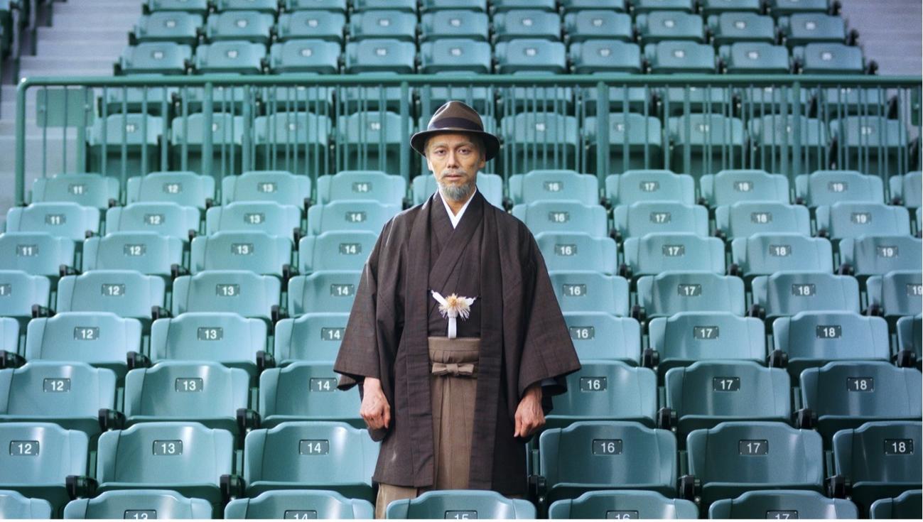 22日からテレビ朝日系を中心に放映する、第103回全国高校野球選手権大会のCMで「全国高校野球選手権大会の化身」を演じた山崎育三郎