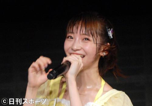 NGT48荻野由佳(19年8月撮影)