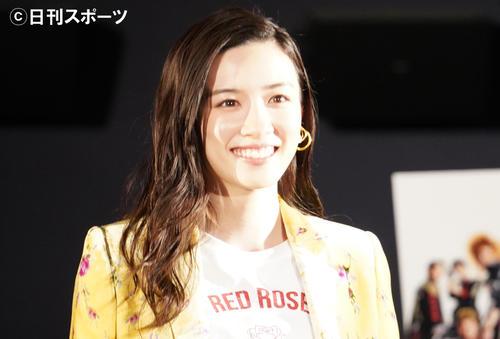 永野芽郁(2021年5月撮影)