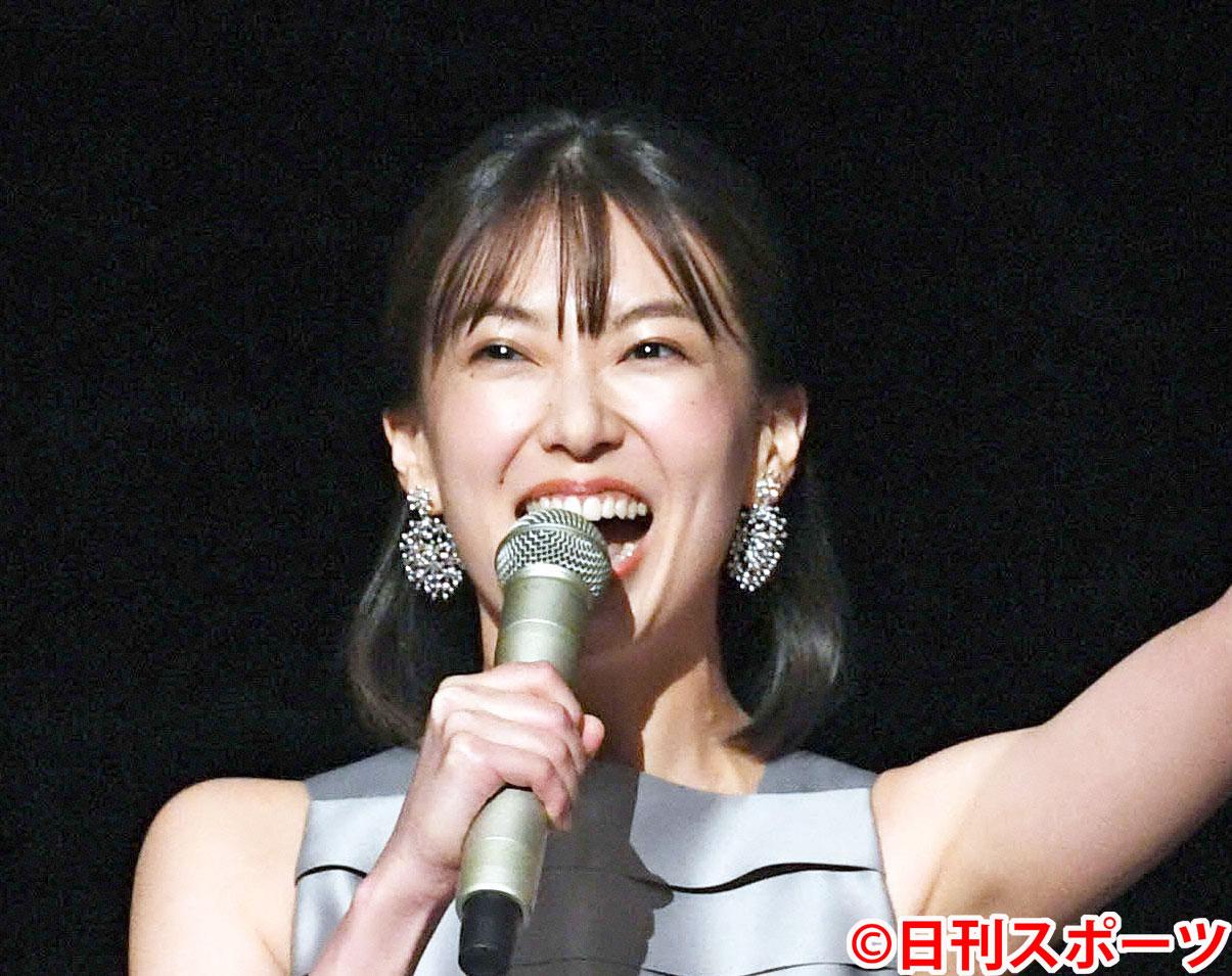 和久田麻由子アナウンサー(2019年12月撮影)