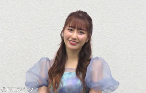 佐々木彩夏(21年6月撮影)