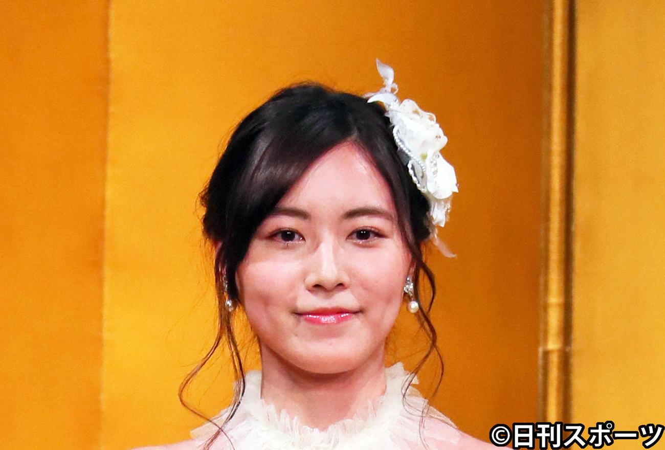 SKE48の松井珠理奈(2019年1月17日撮影)