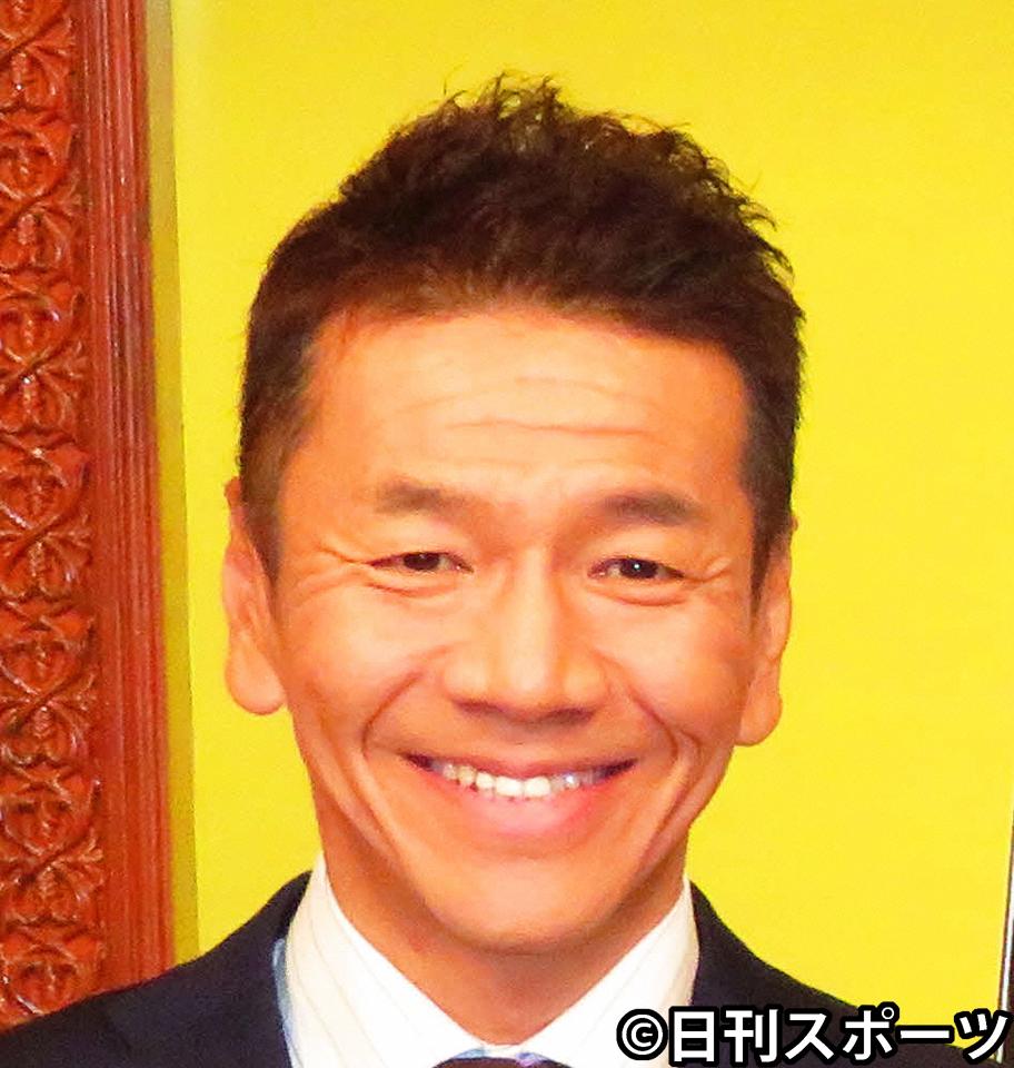 くりぃむしちゅー上田晋也(19年10月)