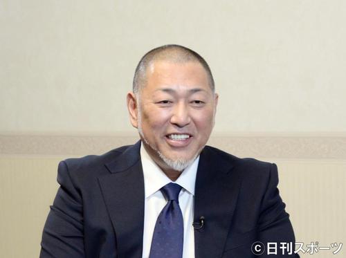 清原和博氏(2019年撮影)