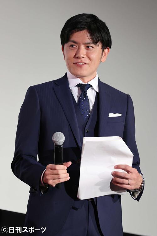 青木源太アナウンサー(2021年6月撮影)