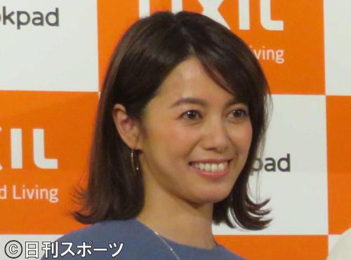 中林美和(2018年3月撮影)