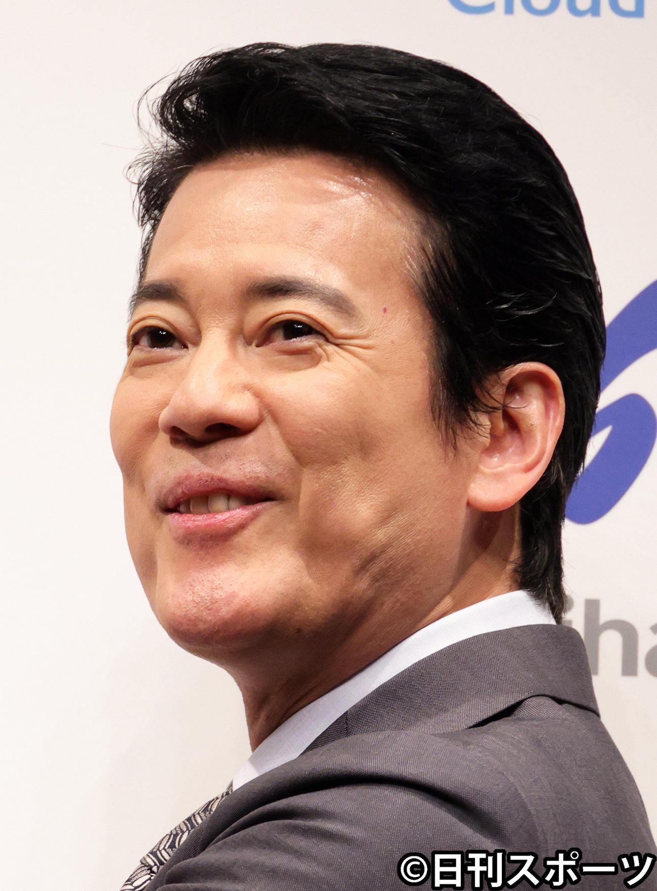 唐沢寿明(2021年3月撮影)