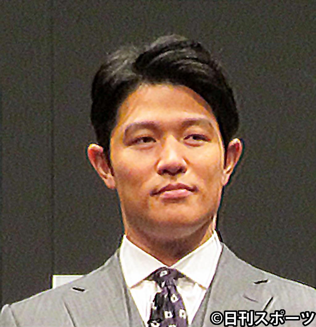 鈴木亮平(2019年8月撮影)