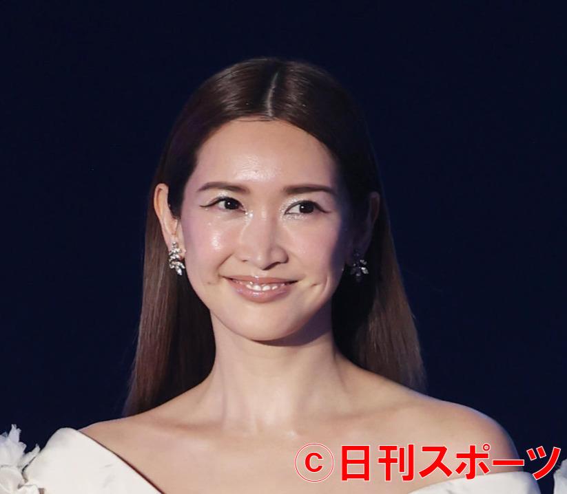紗栄子(2021年2月撮影)