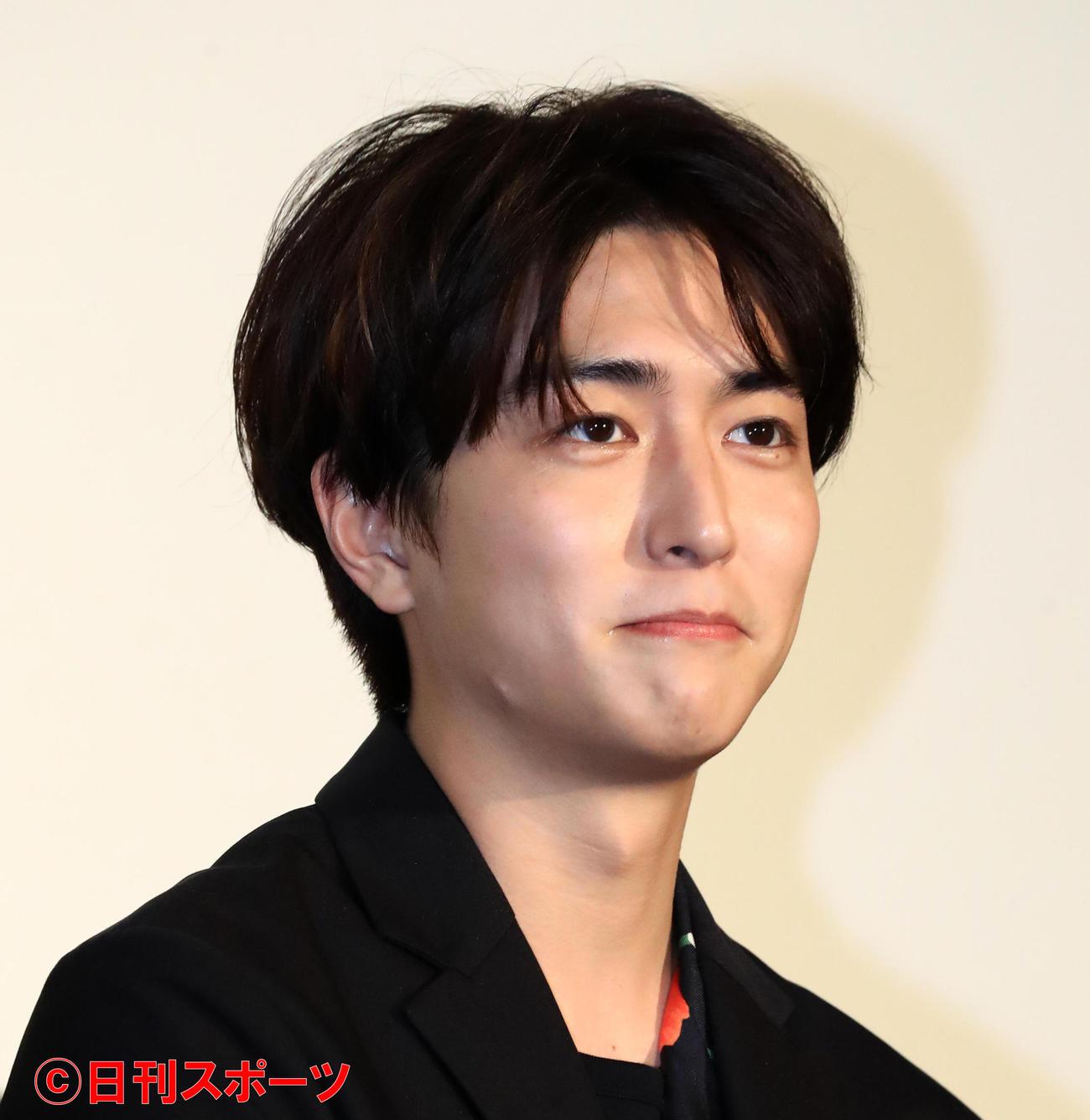 稲葉友(2018年12月撮影)