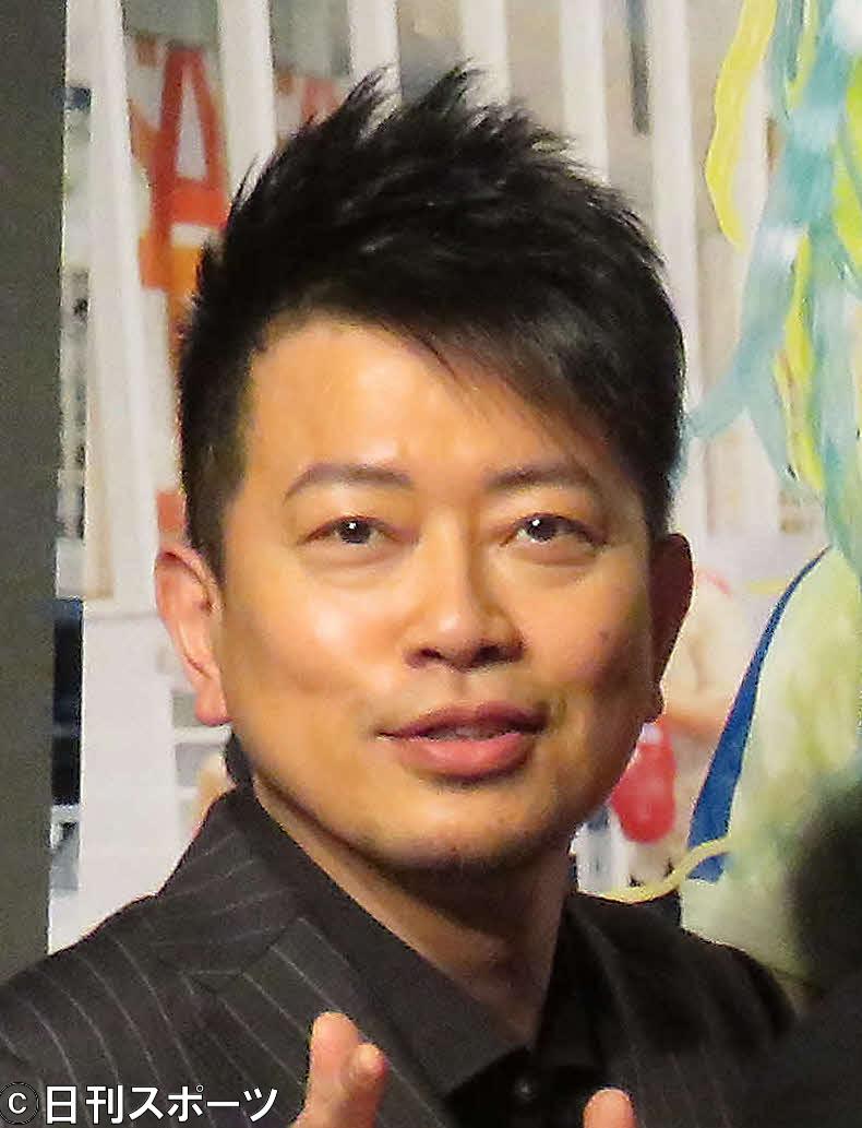 宮迫博之(17年10月撮影)
