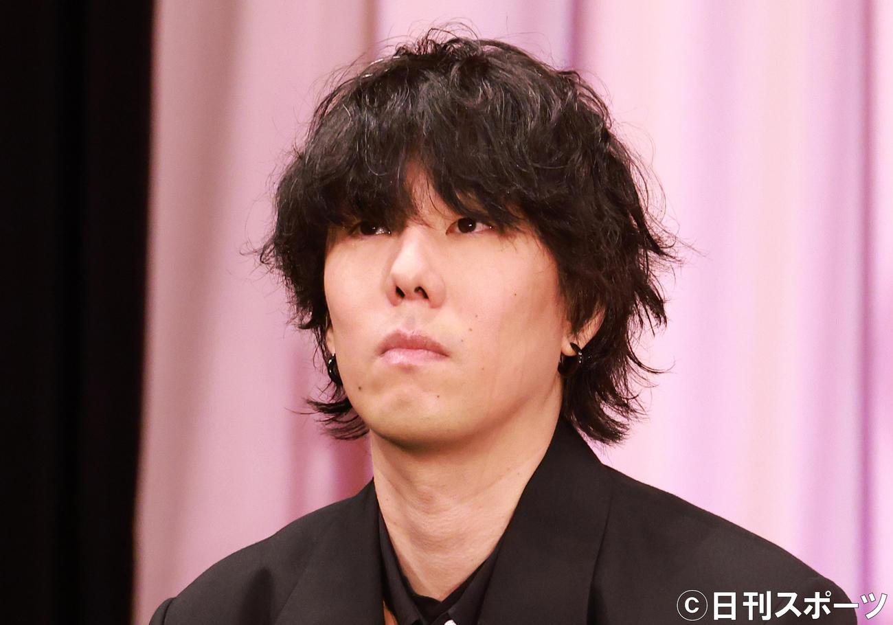 野田洋次郎(2021年3月撮影)