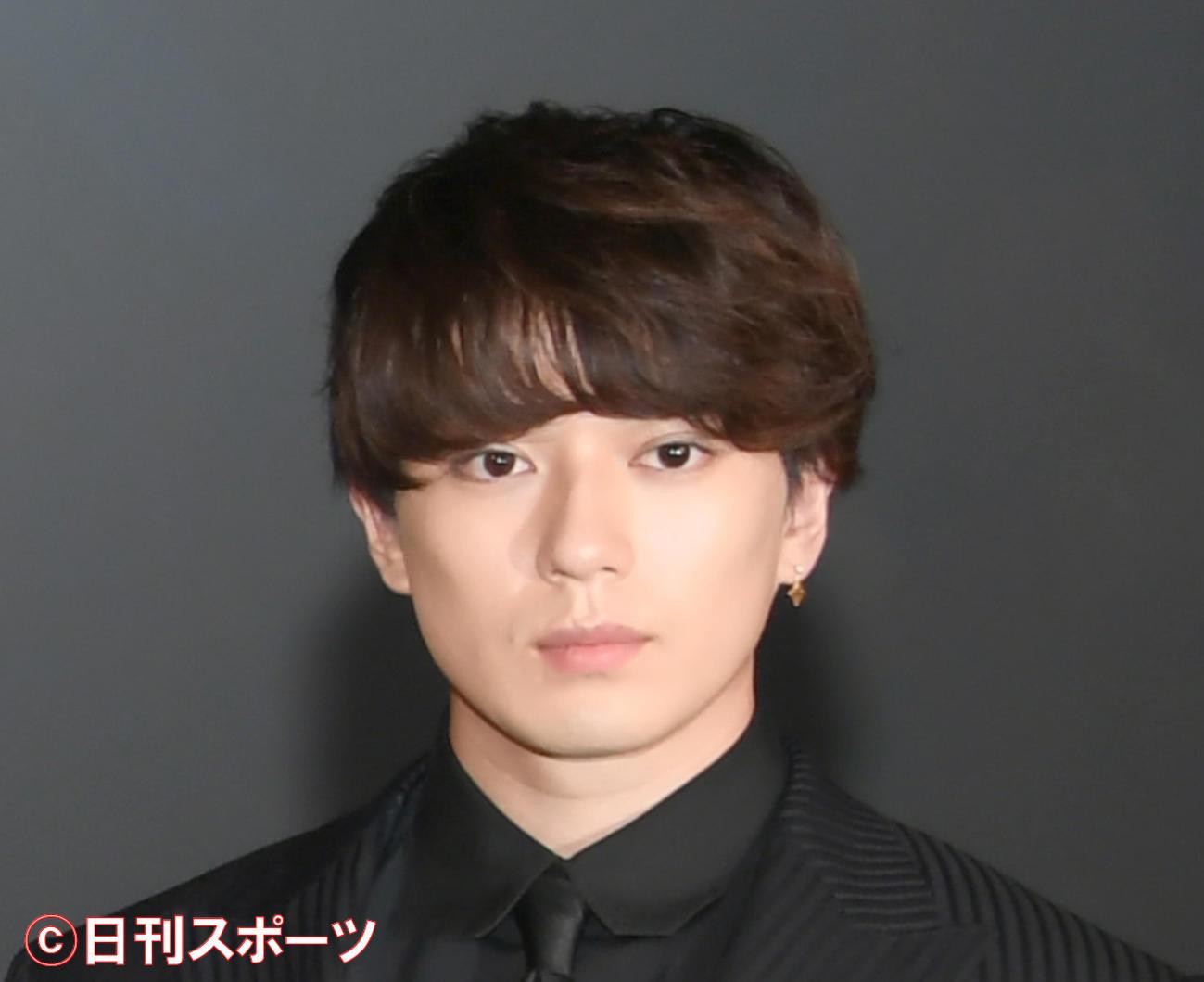 新田真剣佑(2021年4月撮影)