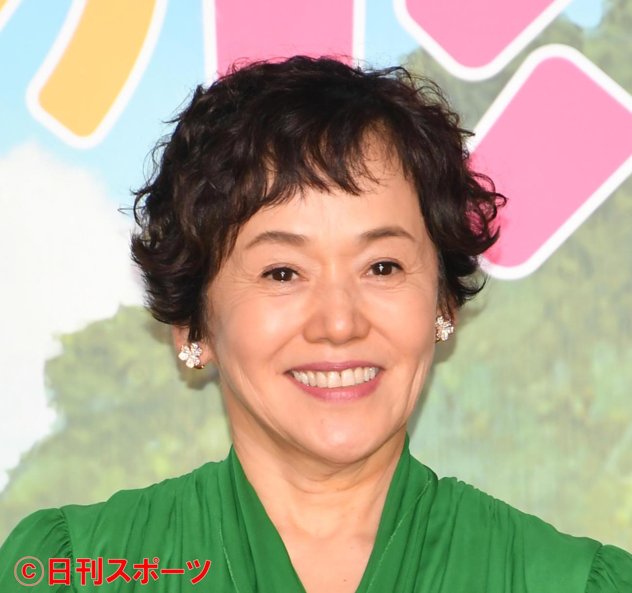 大竹しのぶ(21年5月撮影)
