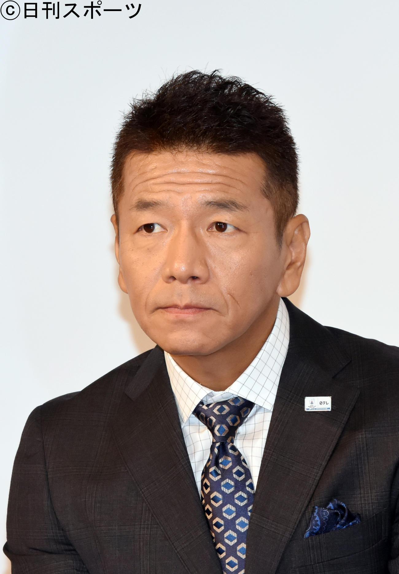 上田晋也(19年8月撮影)