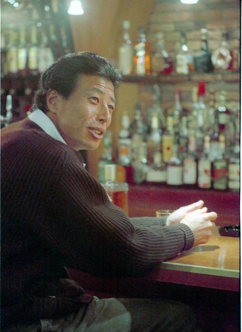 96年12月3日 映画「義務と演技」インタビュー