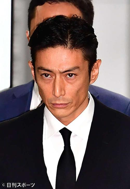伊勢谷友介(2020年9月撮影)