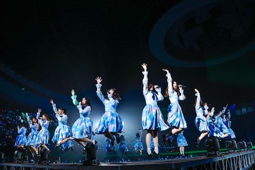 全国ツアー「全国おひさま化計画2021」千秋楽公演を開催した日向坂46