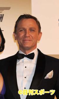 007最新作19年公開、クレイグがボンド役復帰か - ハリウッド : 日刊スポーツ