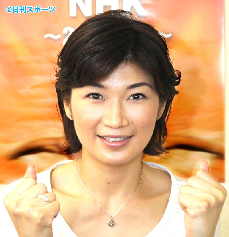 NHK青山祐子アナ43歳、5年間で4...