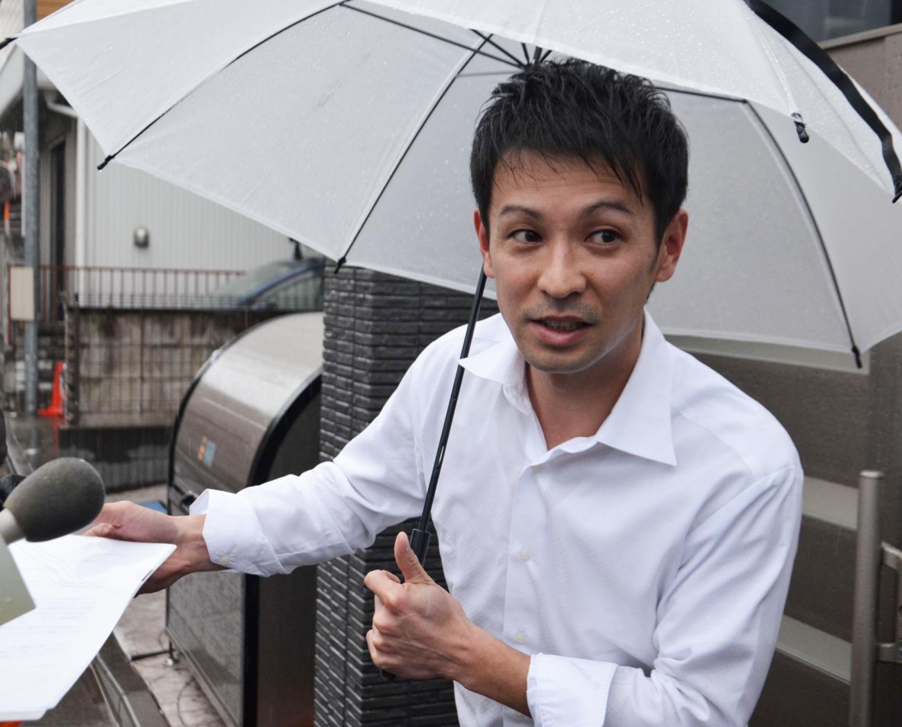 清水アキラ息子の良太郎、違法賭博店に入店認め謝罪 - 芸能 : 日刊スポーツ