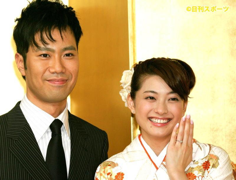 結婚式の乙葉