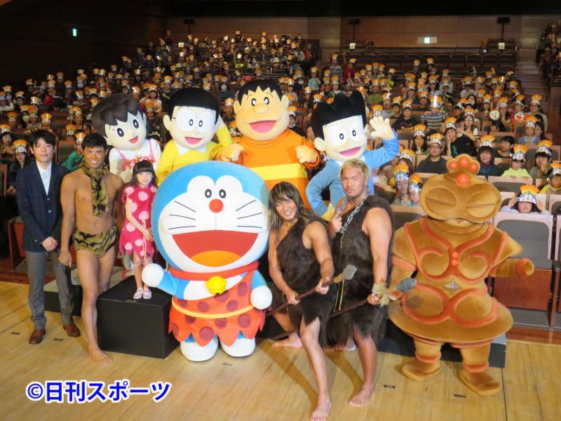 nikkansport.com @ mobile棚橋&真壁ウンタカダンスで「Mステから紅白だ」