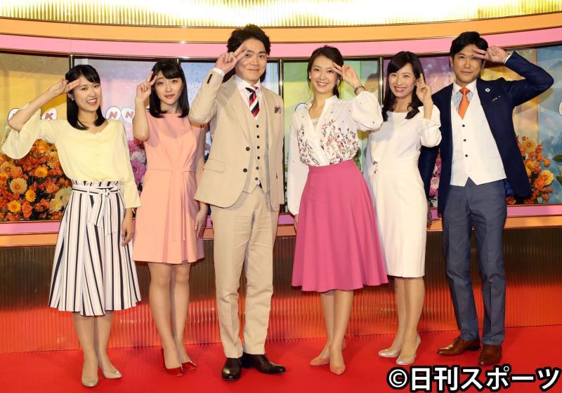 NHK近江友里恵アナ「ニュースも読めます」