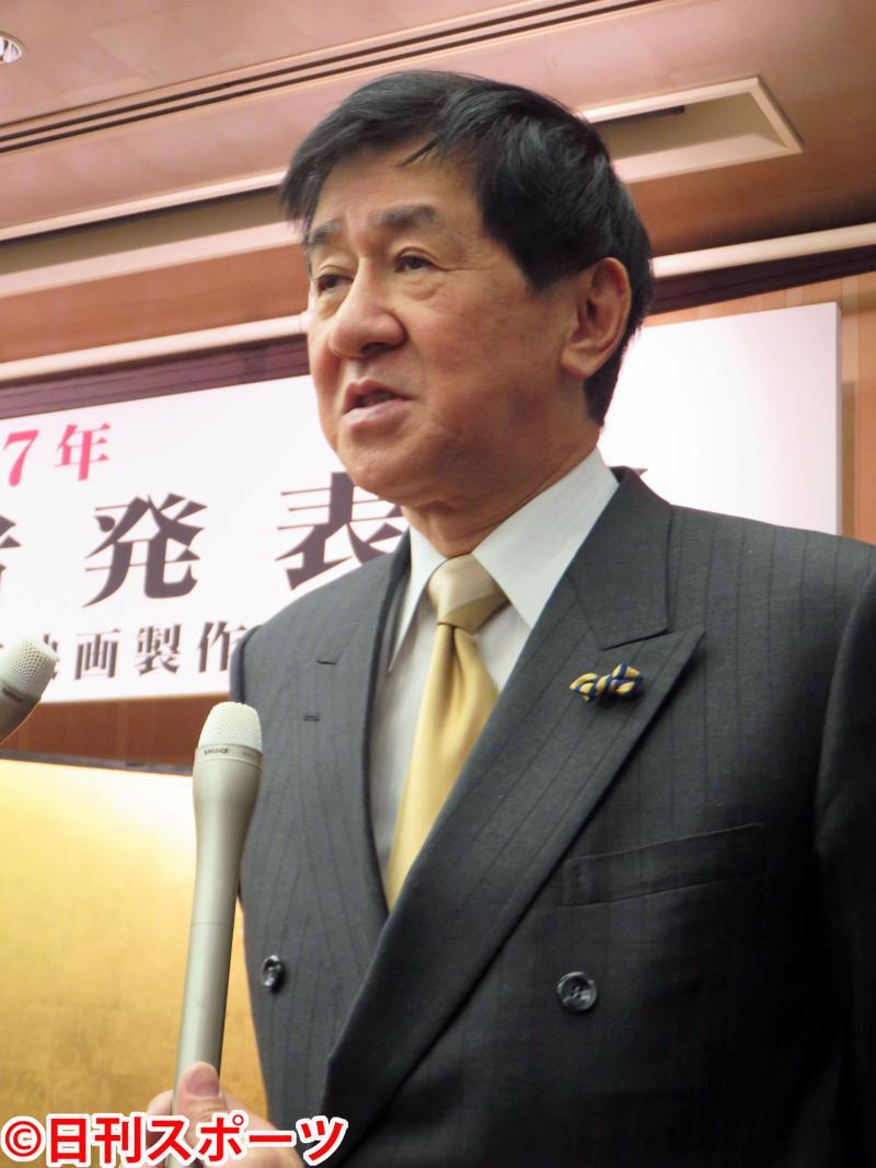 東映の岡田裕介会長「時代が終わった」松方さん悼む - おくやみ : 日刊 ...